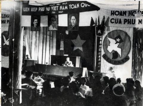 Hoi lien hiep phu nu Viet Nam